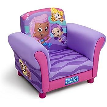 Amazon Com Delta Children Upholstered Chair Nick Jr