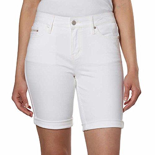 - Calvin Klein Jeans Women's Denim City Short (Night Tide, 4)