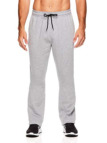 HEAD Men's Game Crusher Pant, Sleet Heather, Medium