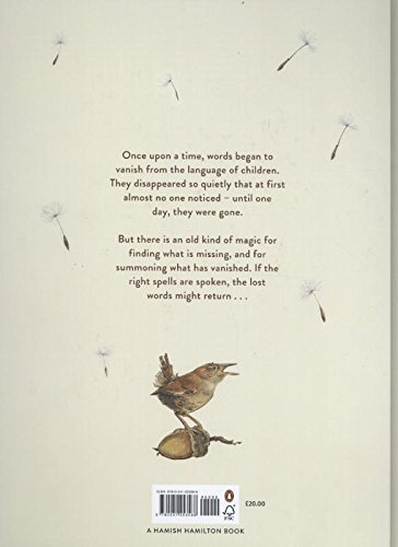 The Lost Words: Amazon co uk: Jackie Morris, Robert Macfarlane
