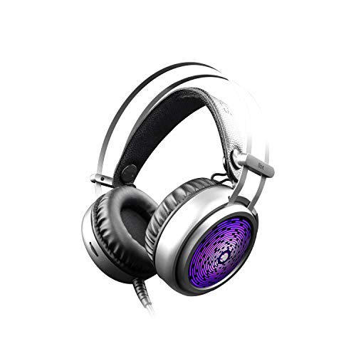 ZEBRONICS Gaming Wired Headphone with MIC  amp; VOL  8 BIT