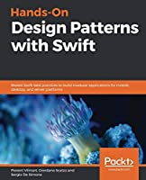 Hands-On Design Patterns with Swift Front Cover