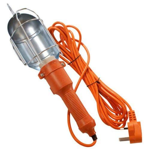 240v Inspection Lamp Garage Lead Light Car Workshop Mechanic Kangs