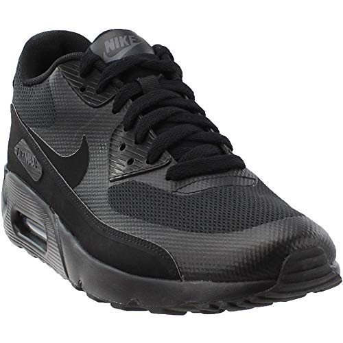 newest ca813 733bb Galleon - Nike Men s Air Max 90 Ultra 2.0 Essential Black Black Black Dark  Grey Running
