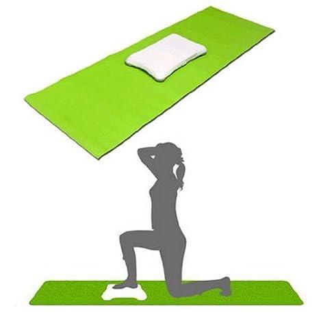 Amazon.com: Nintendo Wii Fit Compatible Yoga Mat Pad: Movies ...