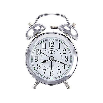 BAIF Reloj Despertador Estudiantes de con Creativo Timbre ...