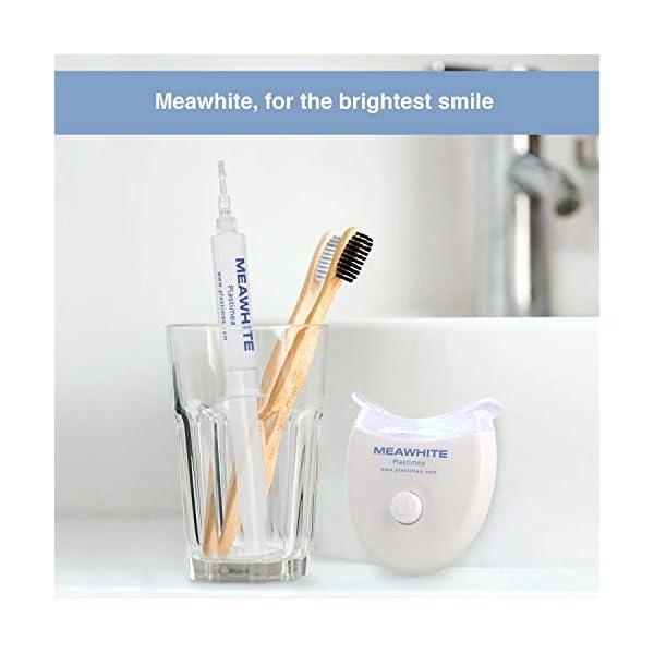 Kit de Blanqueamiento de Dientes Profesional Gel Blanqueador Dental Teeth Whitening Blanqueamiento Dental en Casa Dientes Blancos SOLO 5 DIAS 3