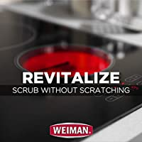 Weiman Glass Cooktop Cleaner - revitalize