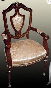 LouisXV Barroco rococó fauteuille silla MoCh0697 estilo ...