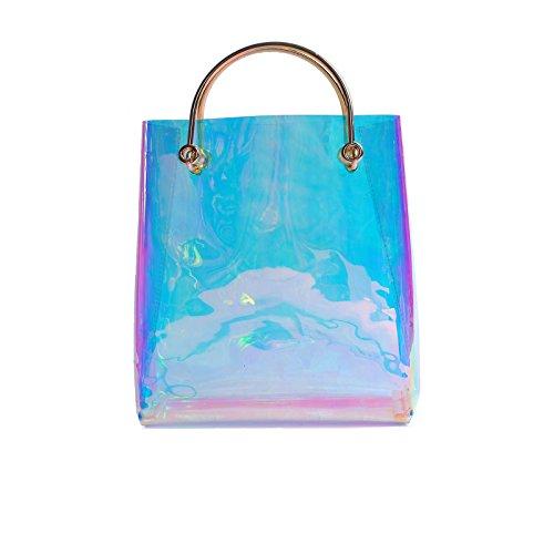 Clear Pvc Shopper Bag - 6