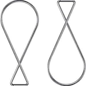 Amazon Com Ceiling Hook Clips Ceiling Tile Hooks T Bar
