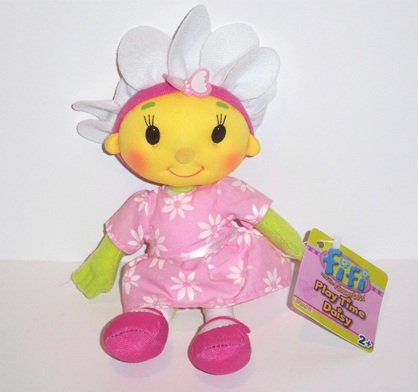 "Fifi and the Flowertots 7.5"" Beanie - Play Time Daisy"