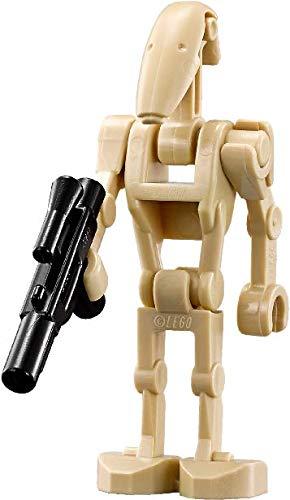Lego Star Wars Tan Battle Droid Minifig