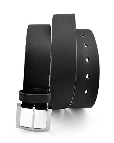 Moda Di Raza- Men's 'Basic' Leather Belt - - Belts Designer Wholesale