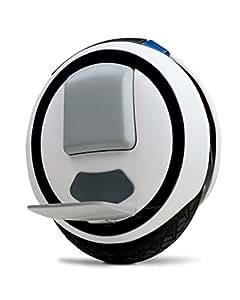 Ninebot One E+ - Monociclo, color blanco