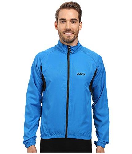 Louis Garneau Men's Modesto Jacket 2 Curacao Blue Outerwear SM