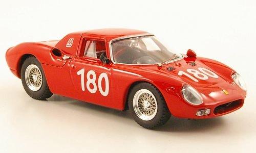 Ferrari 250 LM, No.180, Targa Florio, 1966, 1966, 1966, Modellauto, Fertigmodell, Best 1:43 c891a8