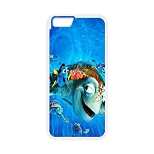 "FOR Apple Iphone 6,4.7"" screen Cases -(DXJ PHONE CASE)-Finding Nemo - Keep Smile-PATTERN 6"