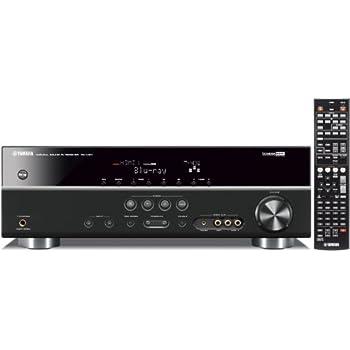 All Yamaha Av Recivers Make And Modol
