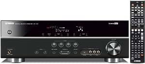 Yamaha RX-V371BL 5.1- Channel A/V Receiver (Discontinued by Manufacturer)