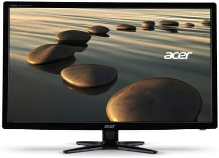 Acer G6 G276HL Gbd 27-Inch Full HD Widescreen LCD Monitor (1920 x 1080), Black