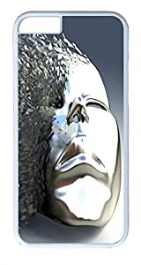 ACESR Ashes iPhone 6 Hard Shell Case Polycarbonate Plastics Coolest Case for Apple iPhone 6(4.7 inch) White