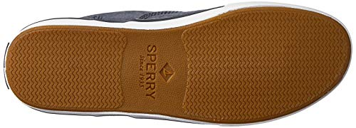 Sperry Men's Striper II Cvo Sneaker, Navy, 8
