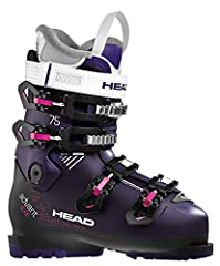 Head Advant Edge 75 Ski Boot is a women's-specific boot that is perfect for many conditions all winter long. Take on the whole mountain in this ski boot as it offers many great features. The Advant Edge 75 provides a women's comfort liner, sp...