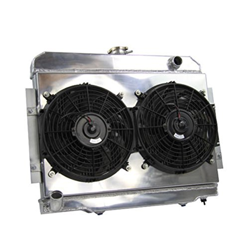 jeep cj radiator shroud - 4