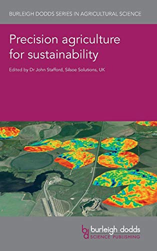 Book cover from Precision agriculture for sustainability (Burleigh Dodds Series in Agricultural Science) by Jeffrey Thomas