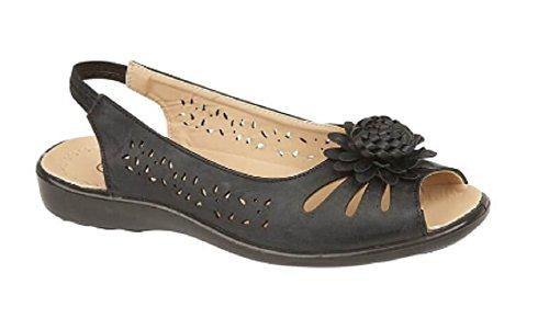 Vestir de Material de Sint Shoe Sandalias Comfort Tree Uqx47nwPIp
