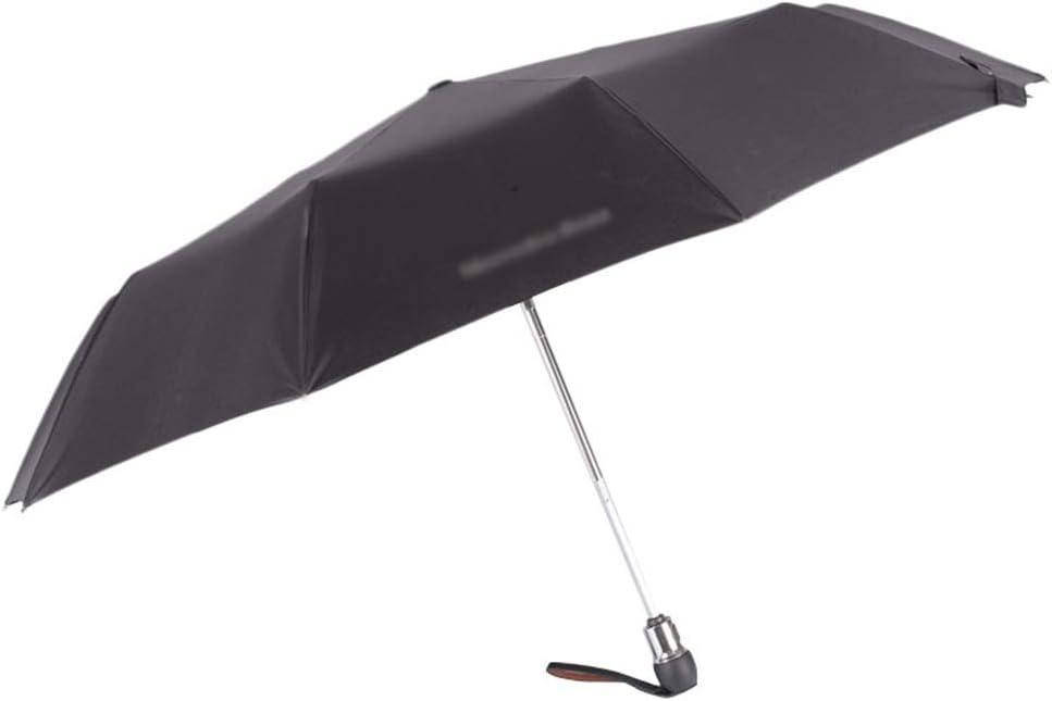 Color : Black ZHANGAIZHEN Fully Automatic Fold Double Business Shade Sunscreen Anti-UV