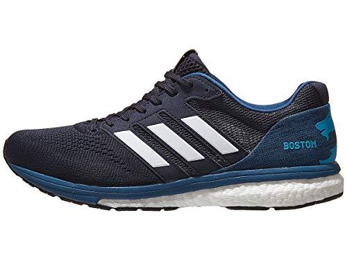 adidas Men's Adizero Boston Marathon 7, Legend Ink/White, 10.5 D