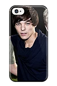 Bruce Lewis Smith Scratch-free Phone Case For Iphone 4/4s- Retail Packaging - One Direction3