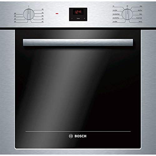 """Bosch HBE5451UC 500 24"""" Stainless Steel Electric"""