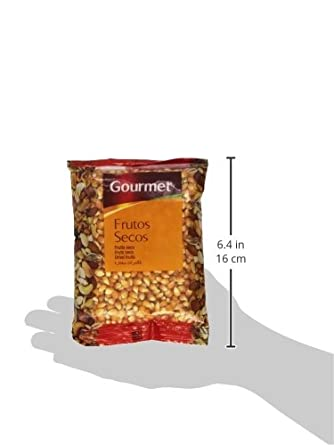 Gourmet - Frutos secos - Maíz para palomitas - 200 g: Amazon.es: Alimentación y bebidas