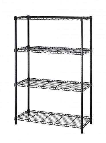 PayLesshere 36''x14''x54'' 4 Tier Layer Shelf Adjustable Steel Wire Metal Shelving Rack