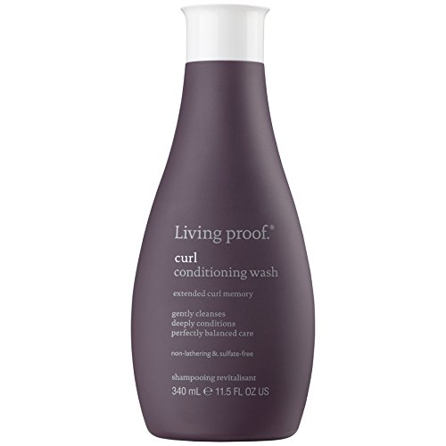 Living Proof Curl Conditioning Wash 340ml (PACK OF 6)