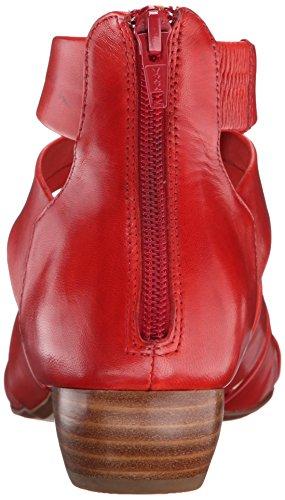 Everybody Women's Mae Gladiator Sandal Red Y3HylQ1