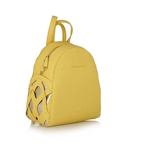Zainetto 75b0034599999 Donna Dahlia Trussardi yellow Ecopelle Jeans 0z0wP