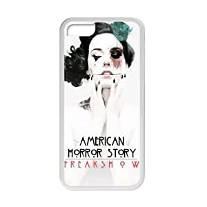 diy phone caseAmerican Horror Story Case,American Horror Story Freakshow Cover Case for iphone 5/5s (Laser Technology)diy phone case