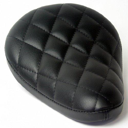 汎用 マーキュリーソロシート(サドルシート) ダイヤデザイン ブラック   B00IN18ZCI