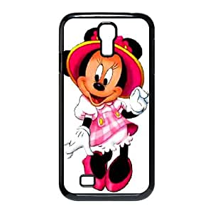 Disney Mickey Mouse Minnie Mouse Samsung Galaxy S4 90 Cell Phone Case Black 218y-732713
