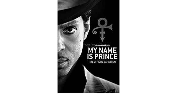 Other Prince Memorabilia My Name Is Prince musician exhibition O2 ...