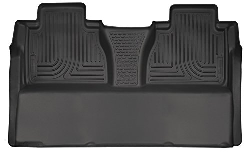 Husky Liners 2nd Seat Floor Liner (Full Coverage) Fits 14-19 Tundra CrewMax Cab