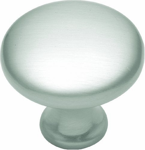 Hickory Nickels (Hickory Hardware P14255-SN 1-1/8-Inch Conquest Knob, Satin Nickel)