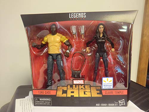 with Luke Cage design
