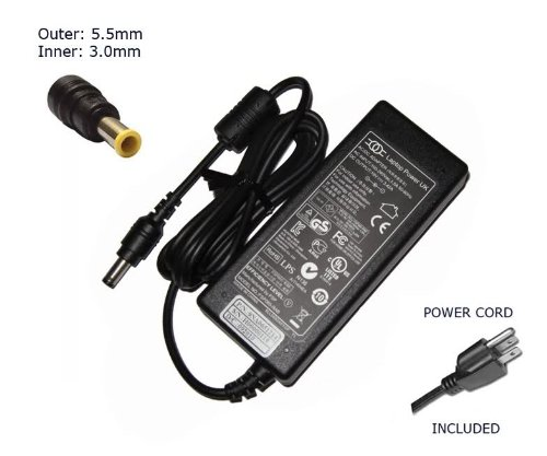 Laptop Notebook Charger for Samsung NP300E5A NP300E5A-A01...
