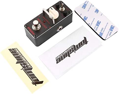 Aroma AHOR-3 Holy War Pedal de Guitarra Heavy Metal Distorsión ...