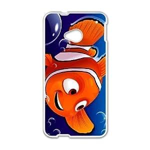 HTC One M7 Phone Case White Finding Nemo VC3XB5084172